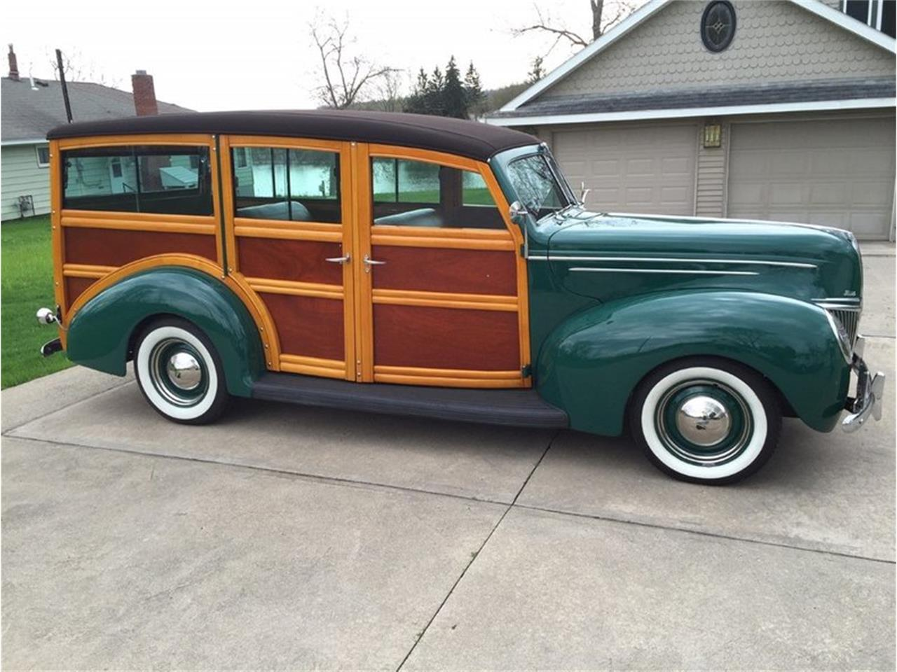 1939 Ford Deluxe (CC-1390064) for sale in Saratoga Springs, New York