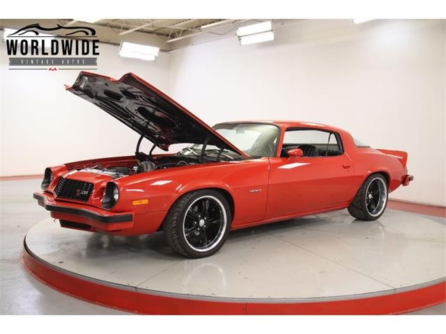 1975 Chevrolet Camaro (CC-1390660) for sale in Denver , Colorado