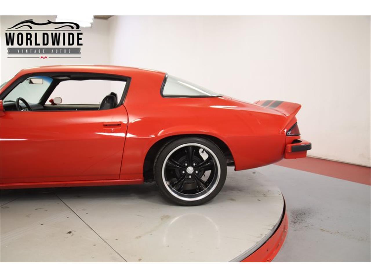 1975 Chevrolet Camaro (CC-1390660) for sale in Denver , Colorado