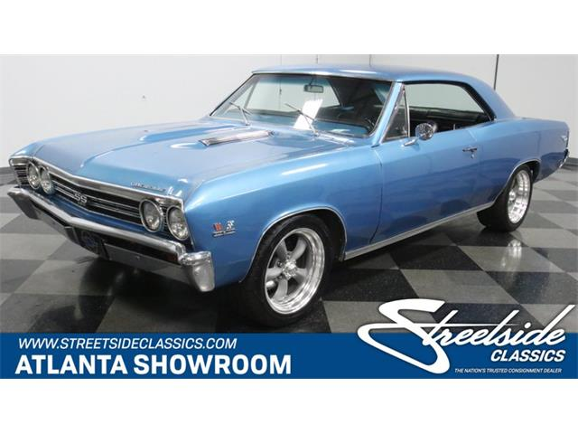 1967 Chevrolet Chevelle (CC-1390674) for sale in Lithia Springs, Georgia