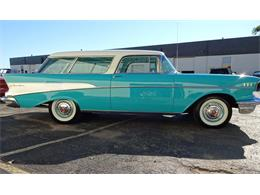 1957 Chevrolet Nomad (CC-1390069) for sale in Saratoga Springs, New York