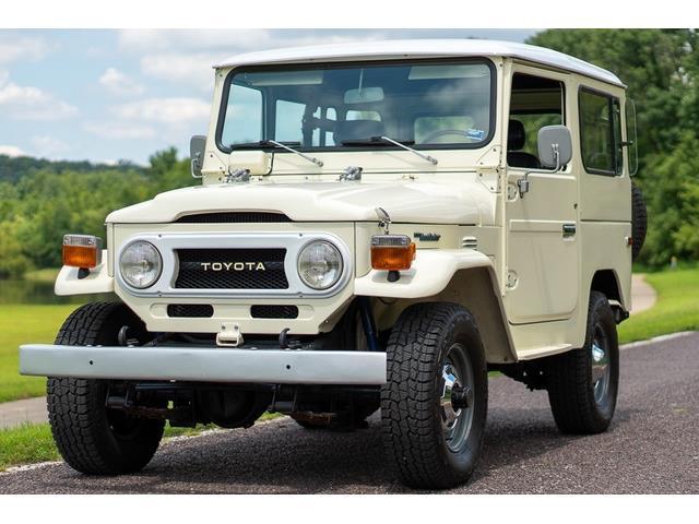 1977 Toyota Land Cruiser FJ