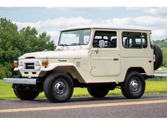1977 Toyota Land Cruiser FJ (CC-1390701) for sale in St. Louis, Missouri