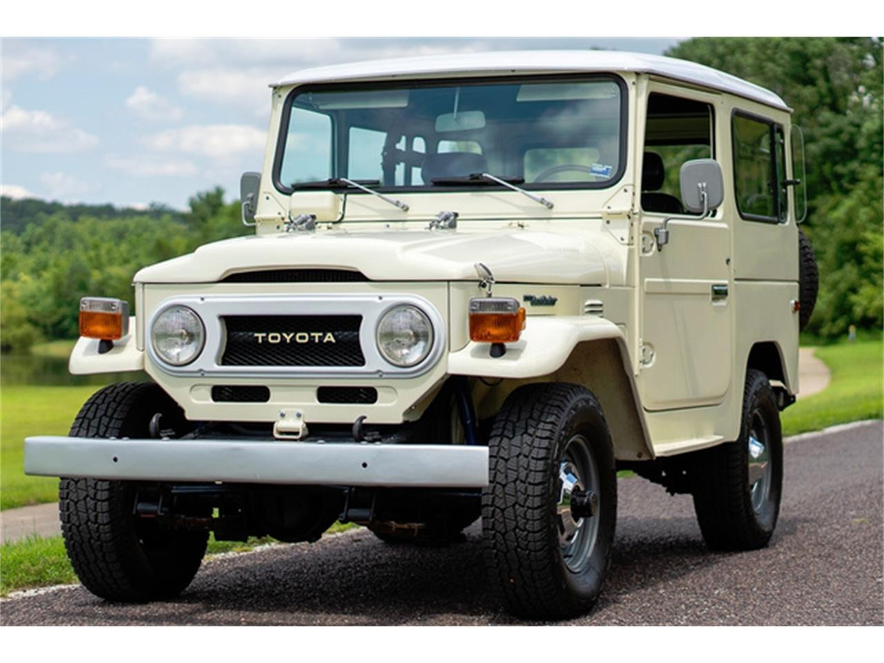 1977 Toyota Land Cruiser FJ (CC-1390701) for sale in St. Louis, Missouri