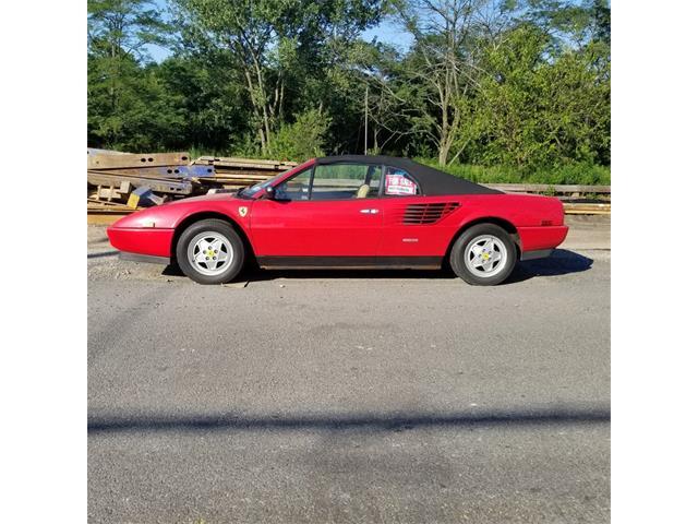 1986 Ferrari Mondial (CC-1390718) for sale in Saratoga Springs, New York
