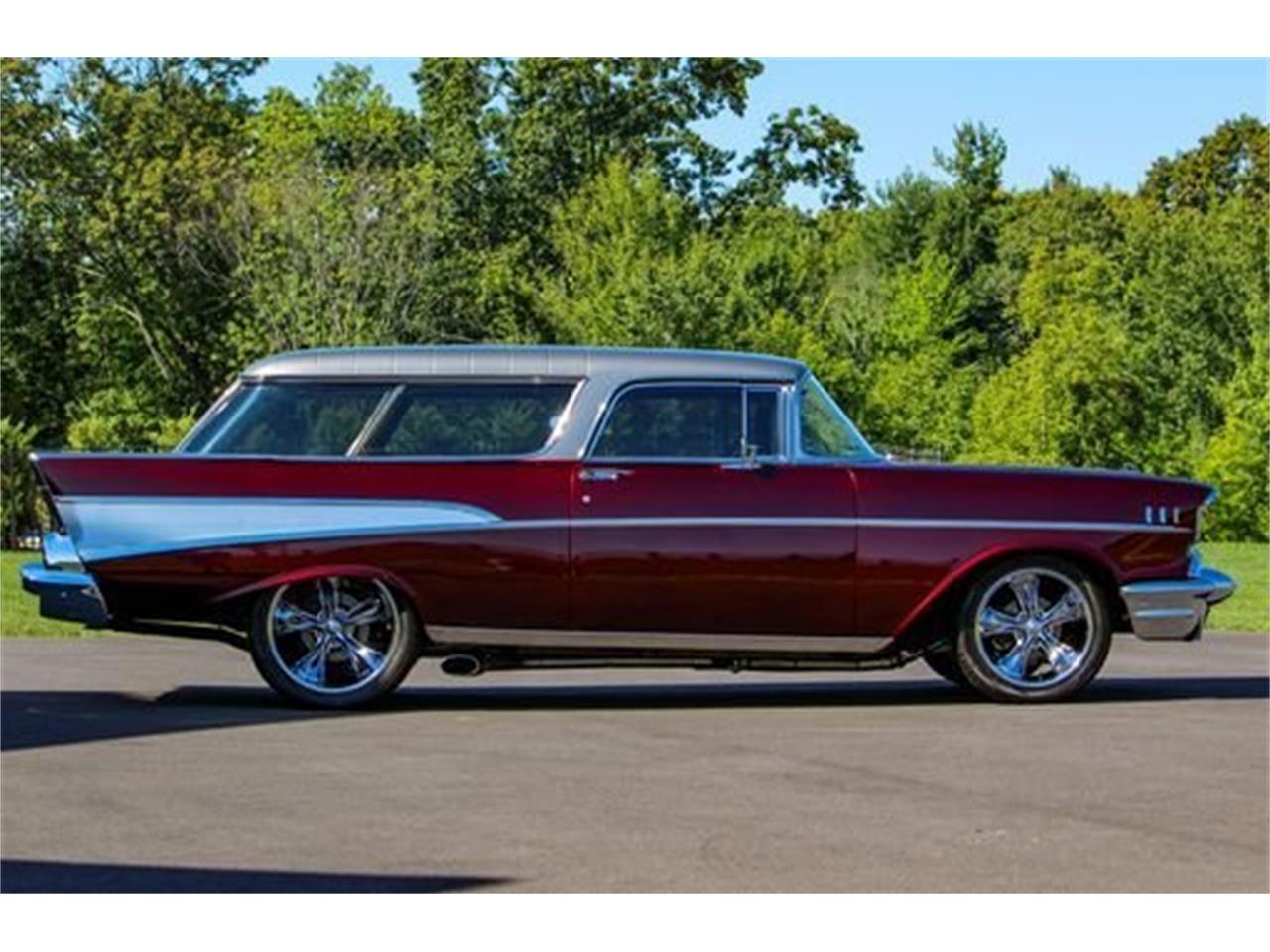 1957 Chevrolet Nomad (CC-1390072) for sale in Saratoga Springs, New York