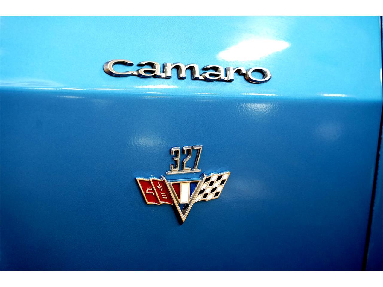 1967 Chevrolet Camaro (CC-1390745) for sale in Homer City, Pennsylvania