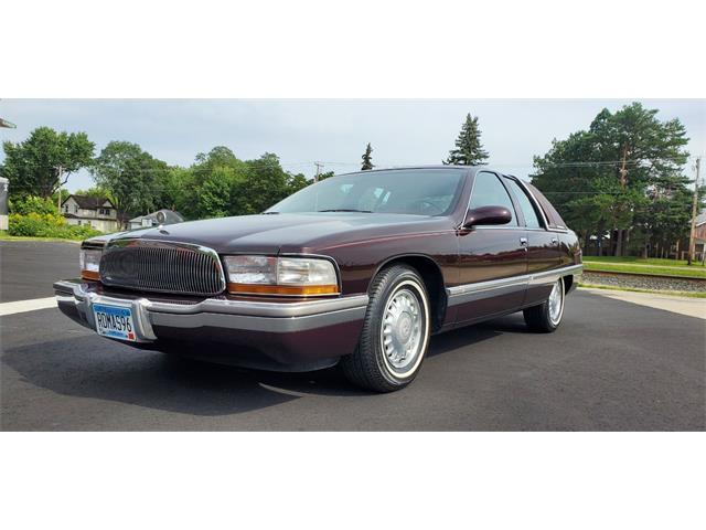 1995 Buick Roadmaster