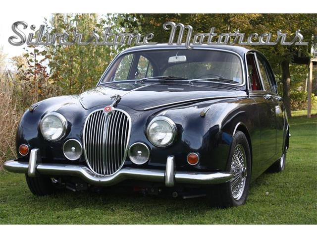 1968 Jaguar Mark I (CC-1390075) for sale in North Andover, Massachusetts