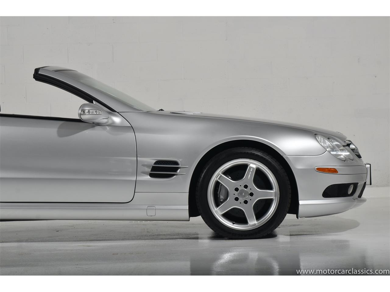2003 Mercedes-Benz SL-Class (CC-1390755) for sale in Farmingdale, New York