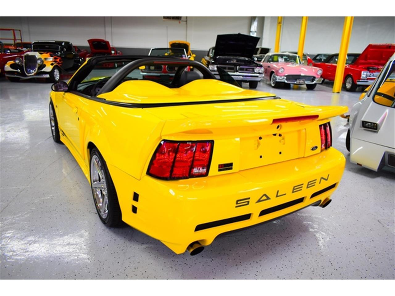 2003 Ford Mustang (CC-1390759) for sale in Wayne, Michigan