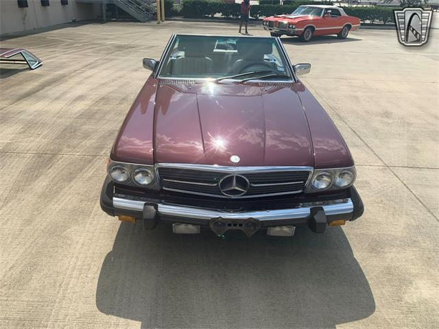1986 Mercedes-Benz 560SL (CC-1390760) for sale in O'Fallon, Illinois