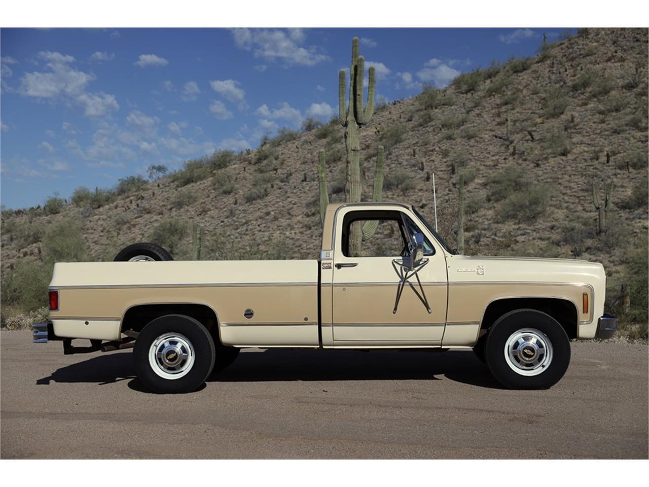 1977 Chevrolet Scottsdale (CC-1390769) for sale in Scottsdale, Arizona