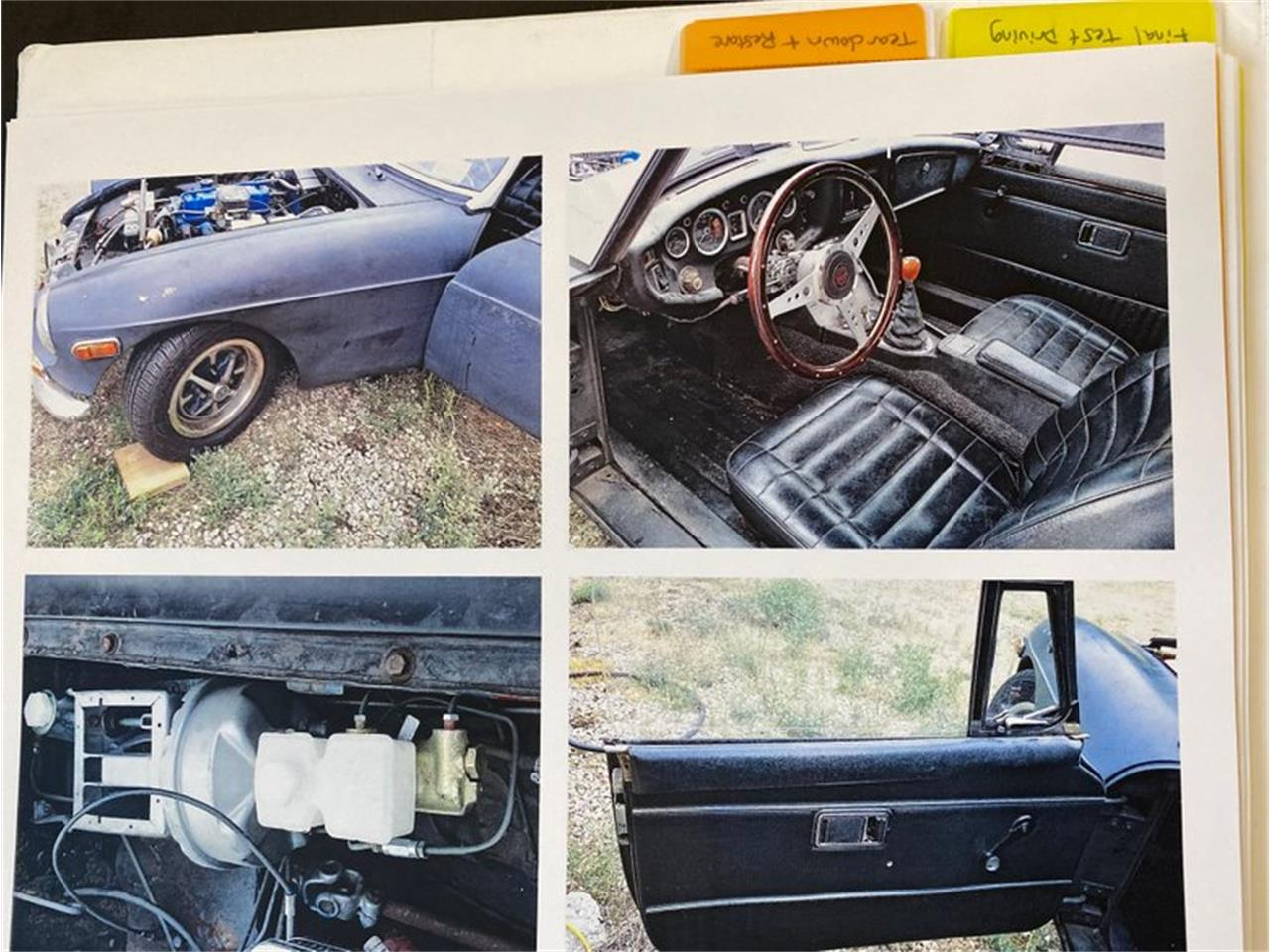 1973 MG MGB (CC-1390780) for sale in Rockville, Maryland