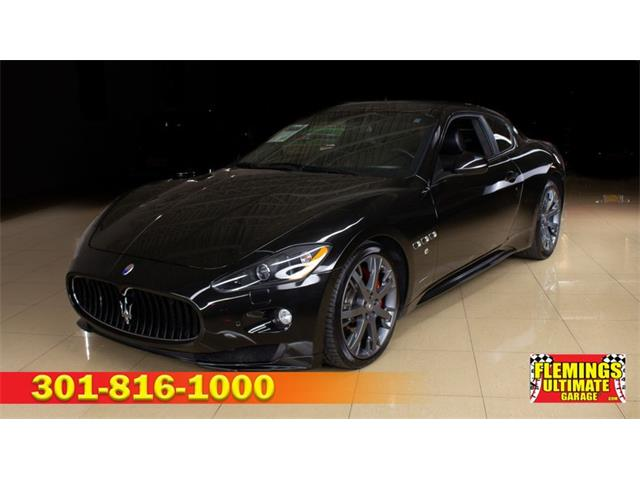 2012 Maserati GranTurismo (CC-1390781) for sale in Rockville, Maryland