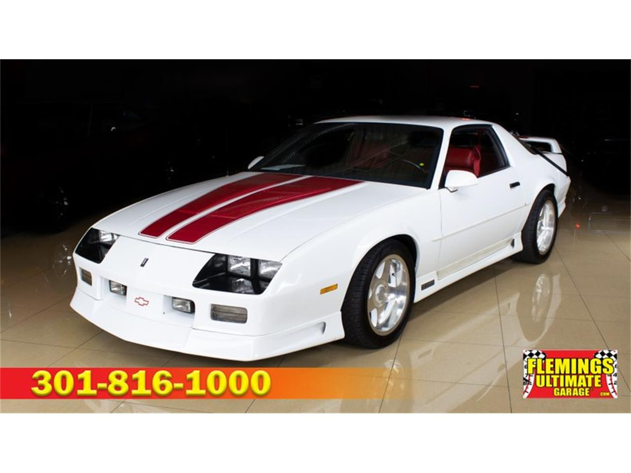 1992 Chevrolet Camaro (CC-1390782) for sale in Rockville, Maryland