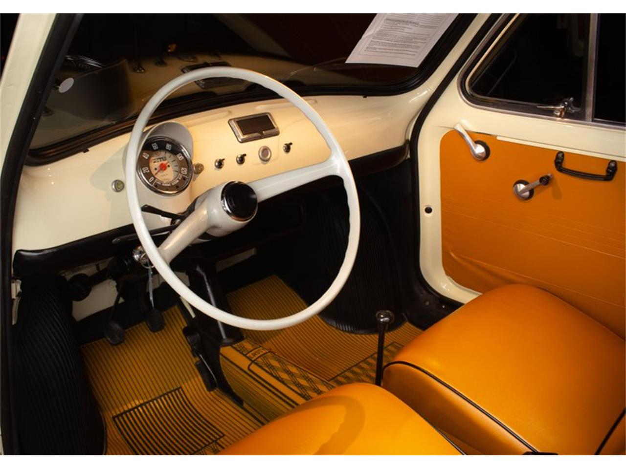 1970 Fiat 500L (CC-1390787) for sale in Rockville, Maryland