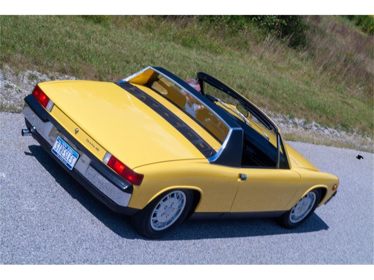 1970 Porsche 914 (CC-1390079) for sale in Saratoga Springs, New York