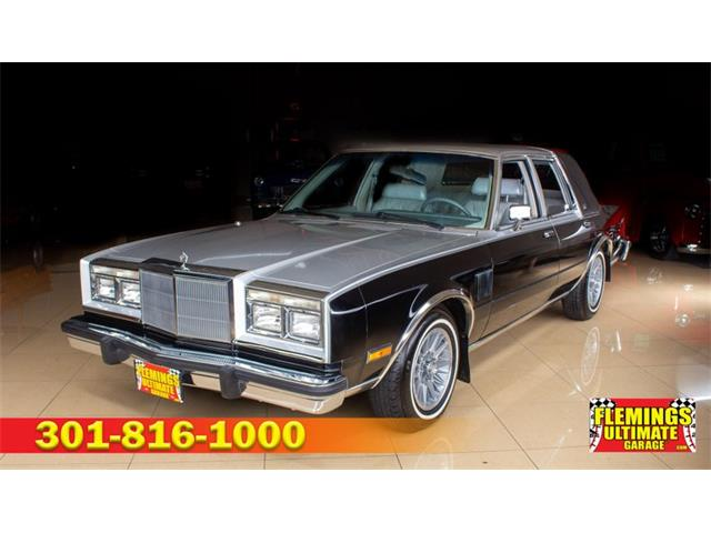 1985 Chrysler Fifth Avenue (CC-1390796) for sale in Rockville, Maryland