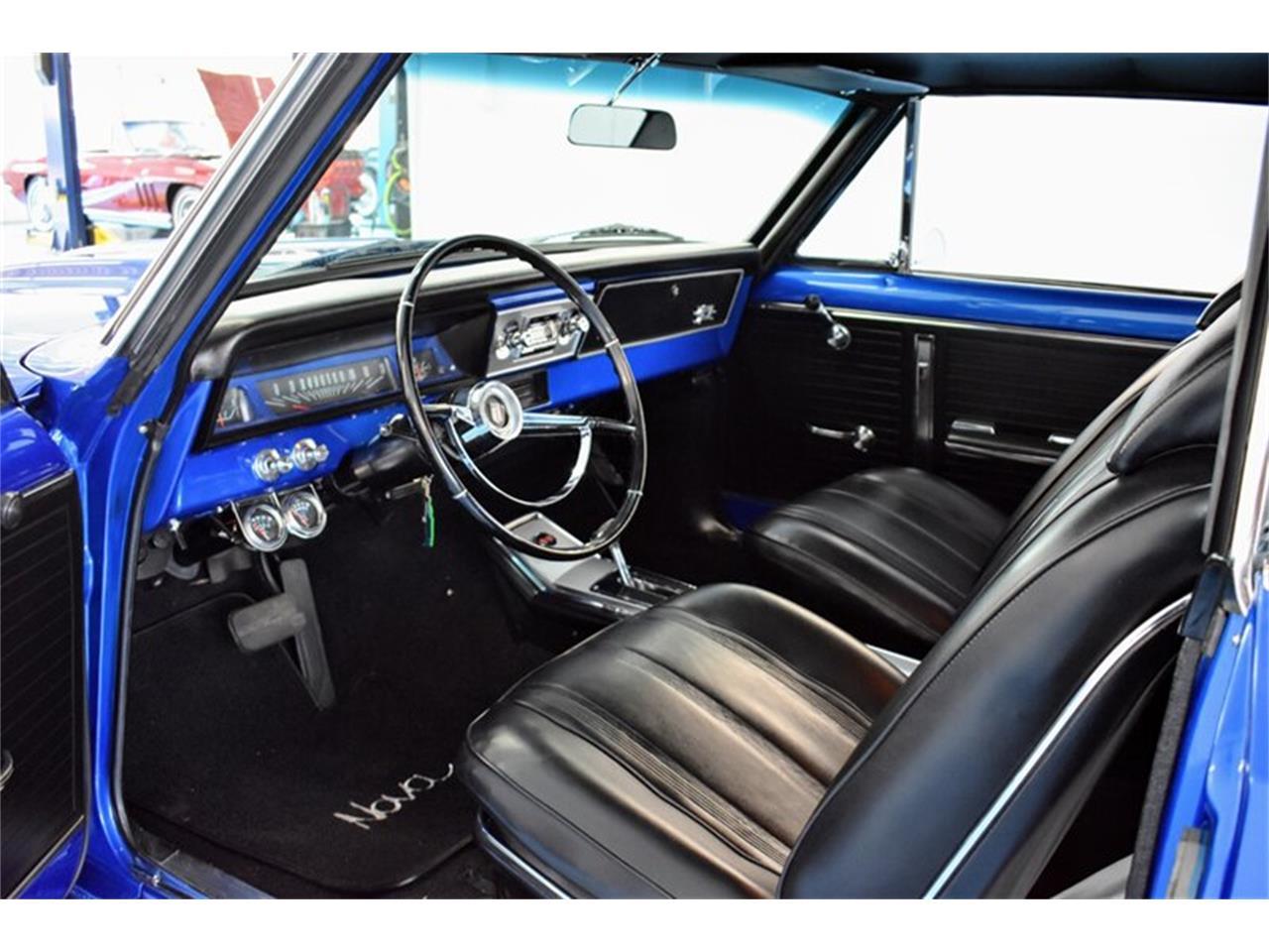 1966 Chevrolet Nova SS (CC-1390804) for sale in Springfield, Ohio
