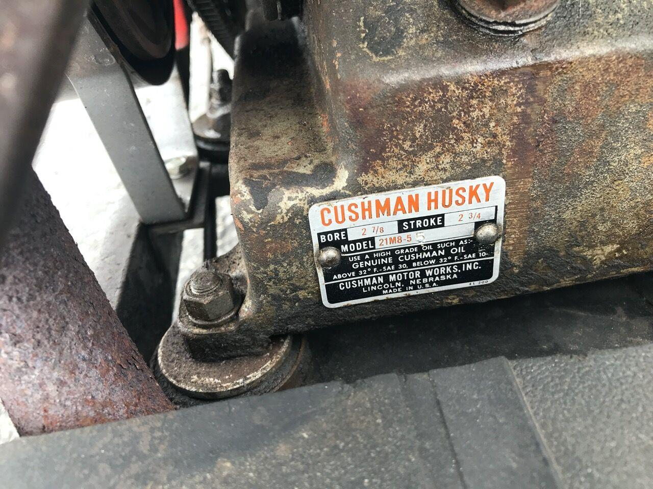 1959 Cushman Utility Vehicle (CC-1390810) for sale in Knightstown, Indiana