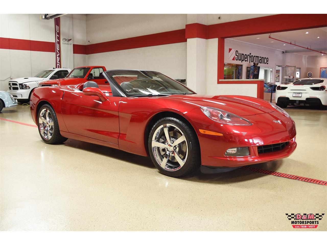 2010 Chevrolet Corvette (CC-1390813) for sale in Glen Ellyn, Illinois