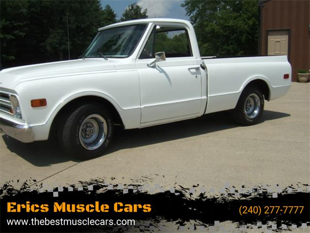 1967 Chevrolet C10 (CC-1390818) for sale in Clarksburg, Maryland