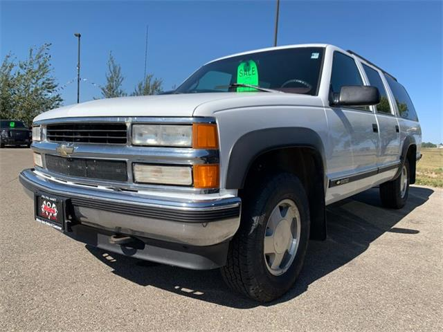 1996 Chevrolet Suburban (CC-1390824) for sale in Bismarck, North Dakota