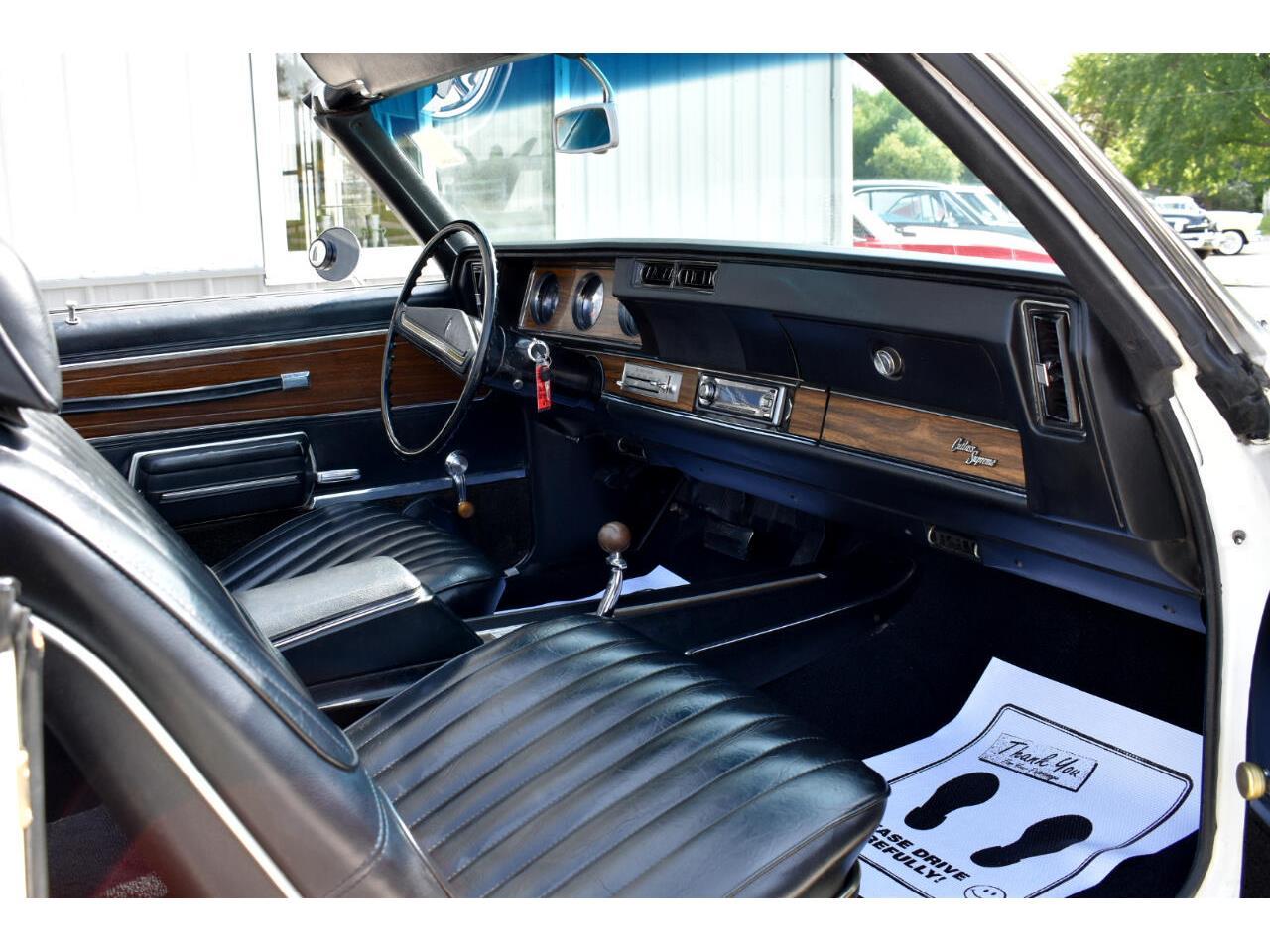 1971 Oldsmobile Cutlass (CC-1390827) for sale in Greene, Iowa