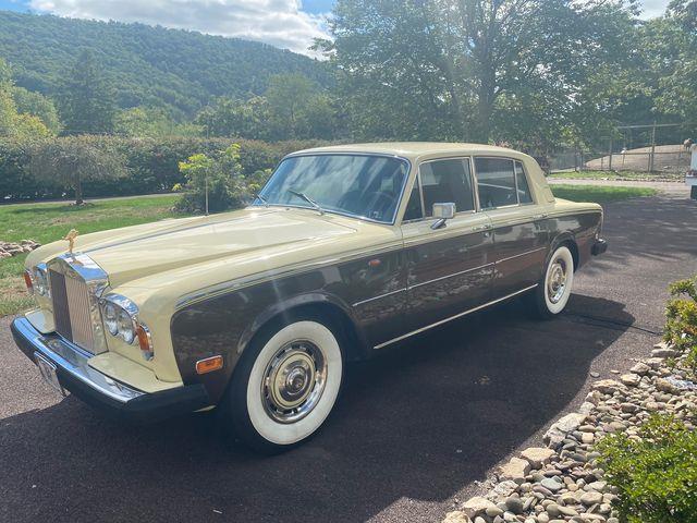 1976 Rolls-Royce Silver Shadow (CC-1390852) for sale in Carlisle, Pennsylvania