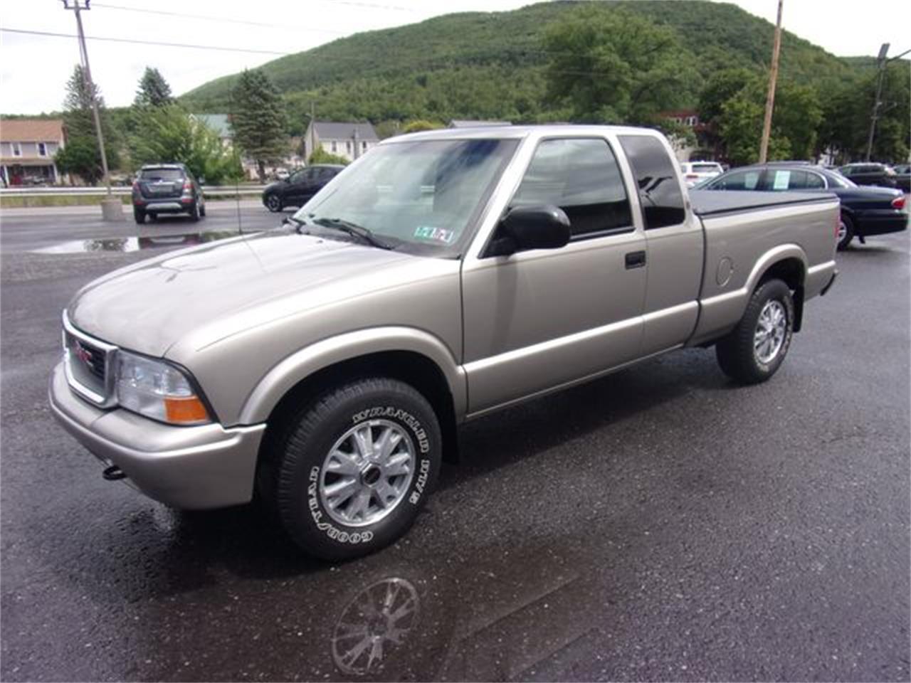 2002 GMC Sonoma (CC-1390862) for sale in Carlisle, Pennsylvania