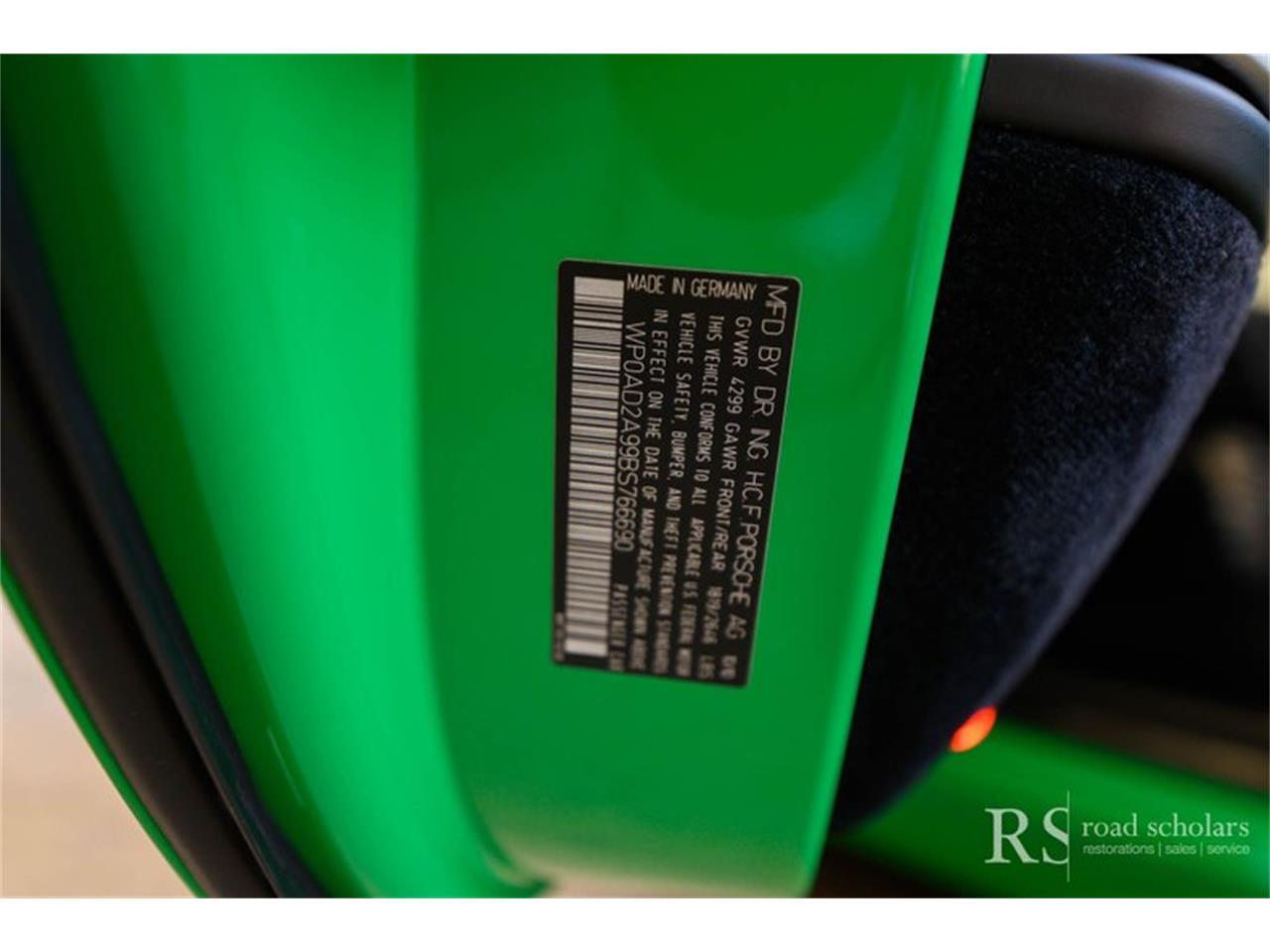 2011 Porsche 911 (CC-1390866) for sale in Raleigh, North Carolina