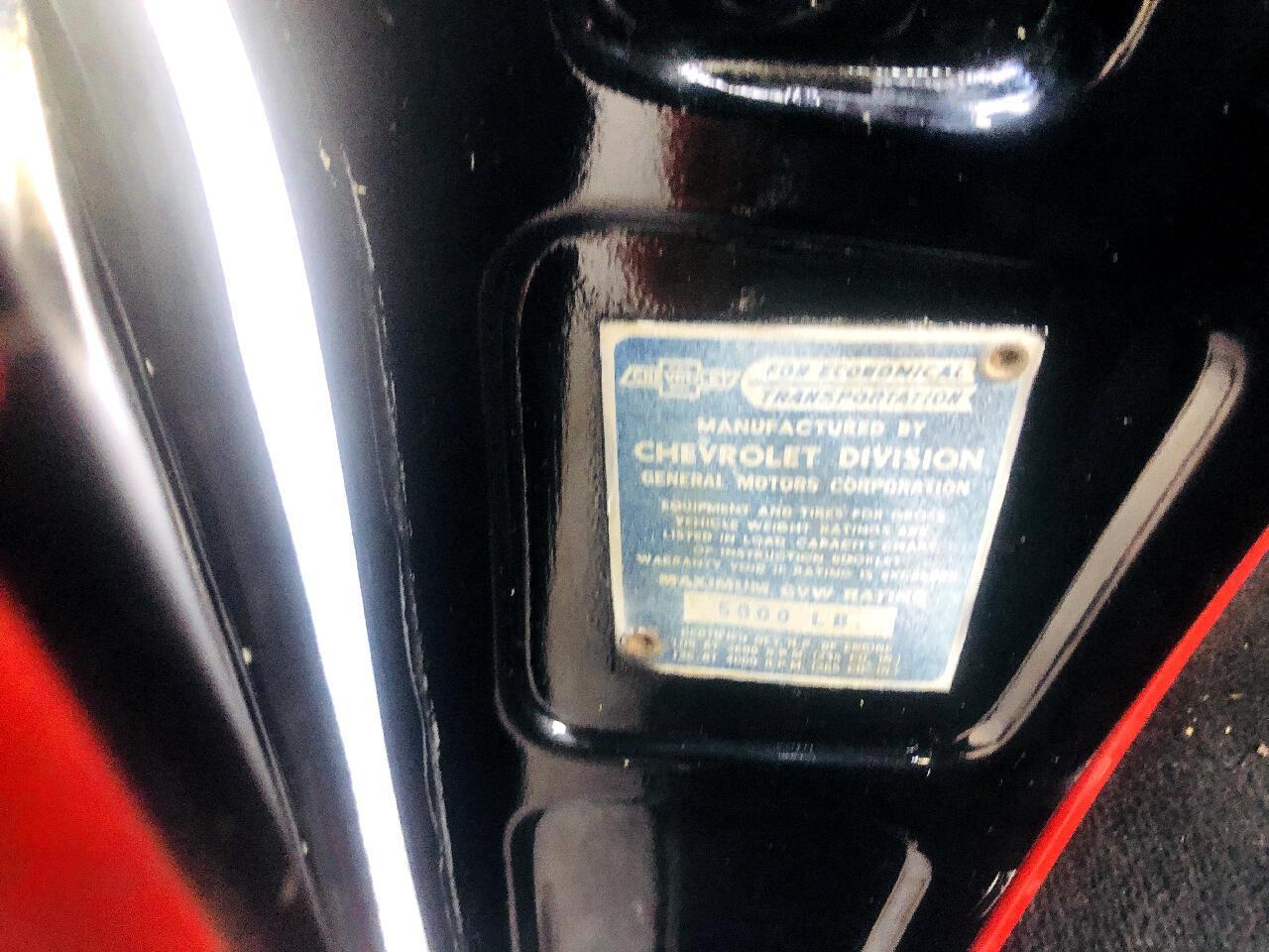 1956 Chevrolet 3100 (CC-1390868) for sale in Wilson, Oklahoma