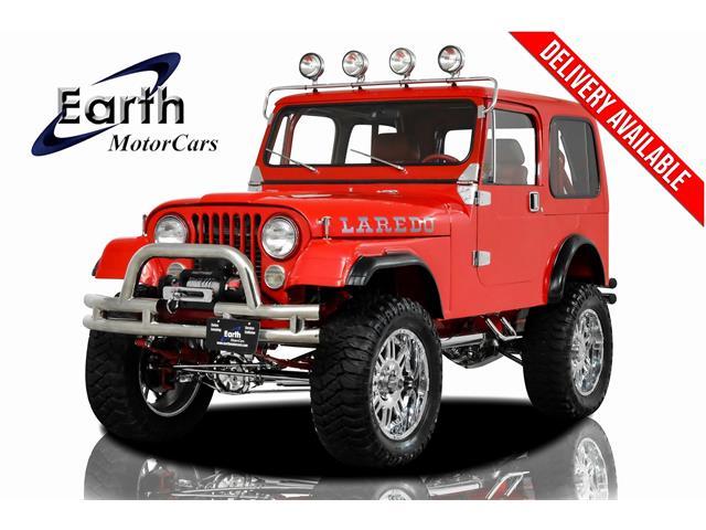 1983 Jeep CJ7 (CC-1390871) for sale in Carrollton, Texas