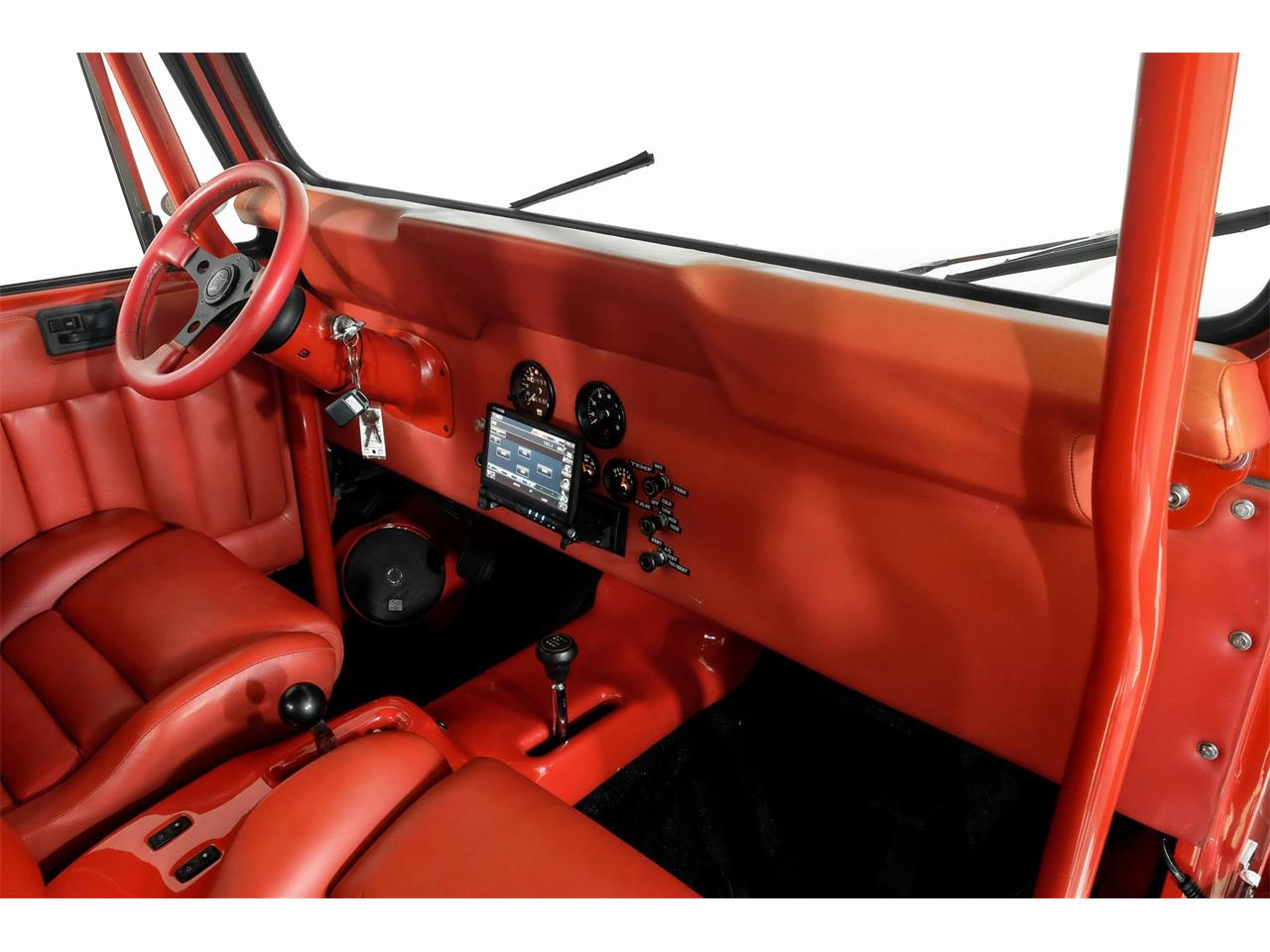 1983 Jeep CJ7 (CC-1390871) for sale in Carrollton, Texas
