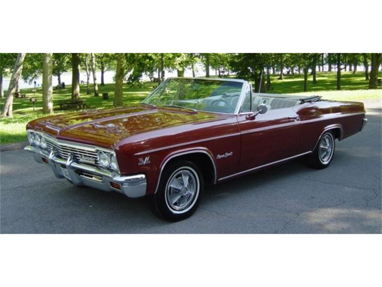 1966 Chevrolet Impala SS (CC-1390874) for sale in Hendersonville, Tennessee