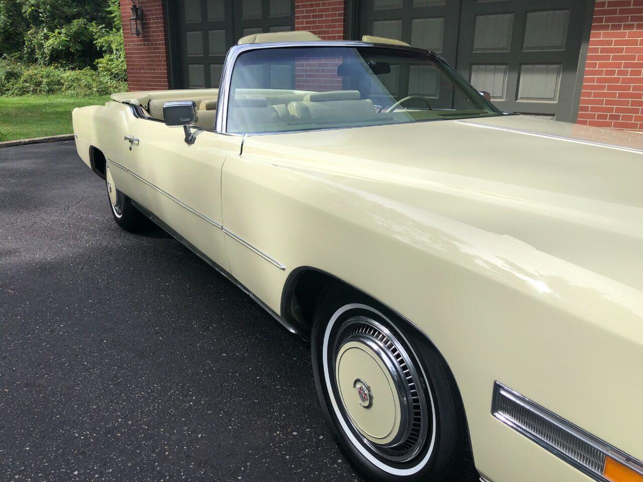 1976 Cadillac Eldorado (CC-1390876) for sale in Washington, Michigan