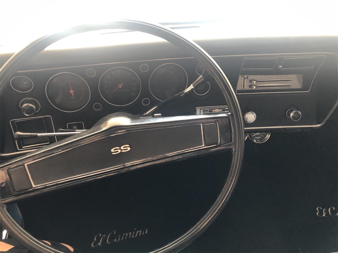 1970 Chevrolet El Camino SS (CC-1390887) for sale in Hollister , California