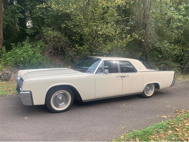 1962 Lincoln Continental (CC-1390892) for sale in Camas, Washington