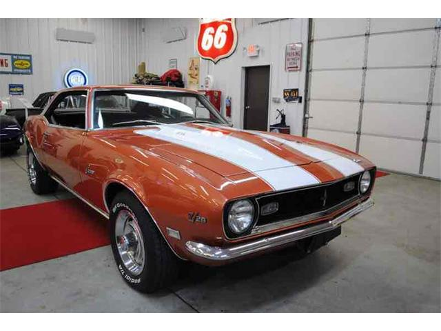 1968 Chevrolet Camaro Z28 (CC-1390898) for sale in Cumming, Georgia