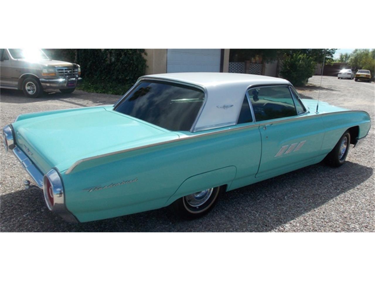 1963 Ford Thunderbird (CC-1390907) for sale in Tucson, AZ - Arizona