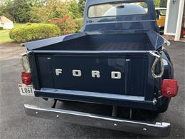 1955 Ford F100 (CC-1390918) for sale in Sykesville, Maryland