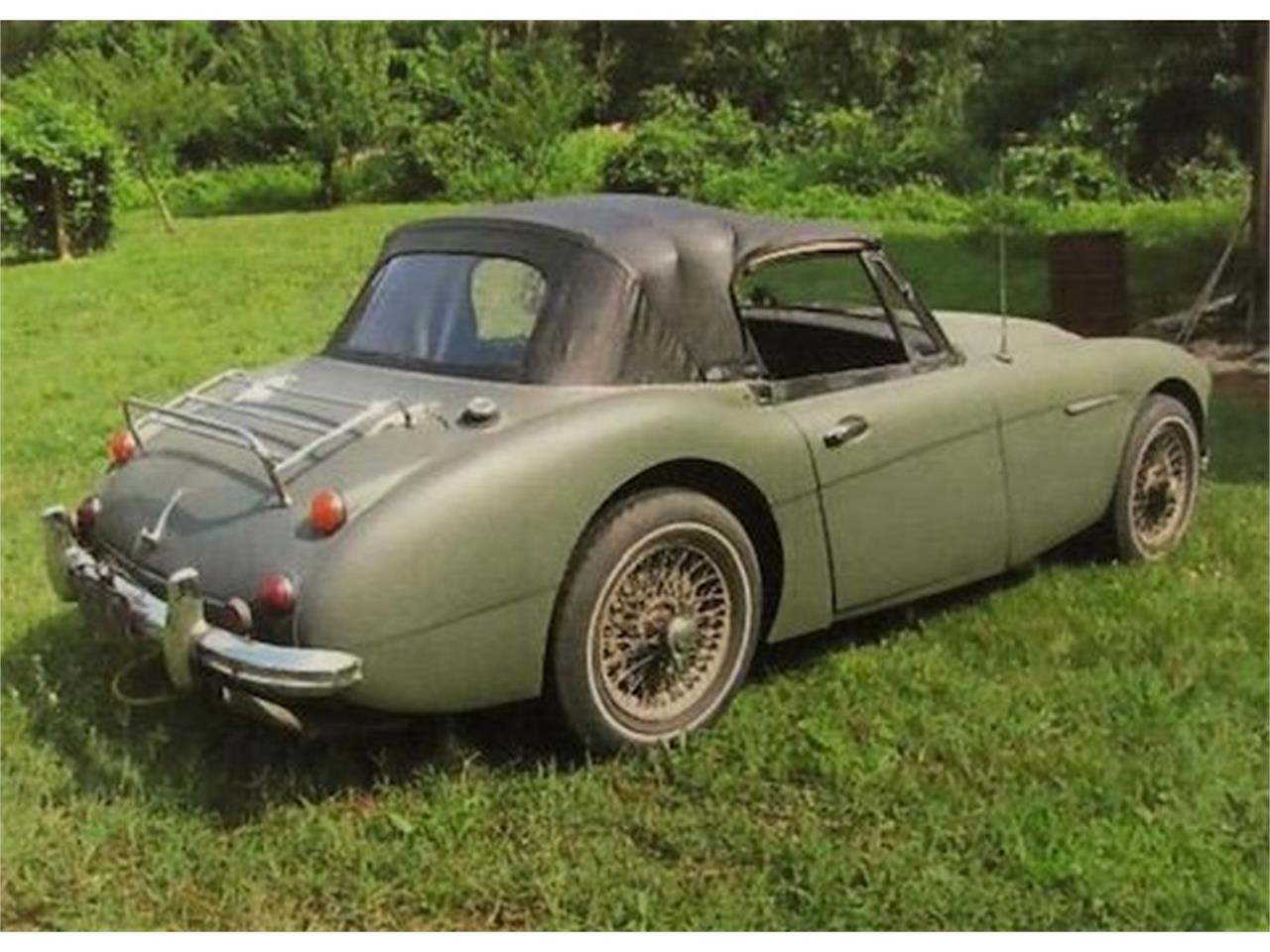 1967 Austin-Healey 3000 Mark III BJ8 (CC-1390919) for sale in Chestertown , Maryland