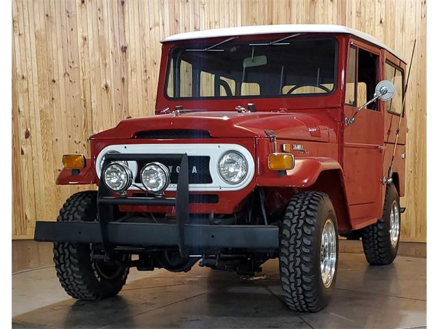 1970 Toyota Land Cruiser FJ (CC-1390921) for sale in Lebanon, Missouri