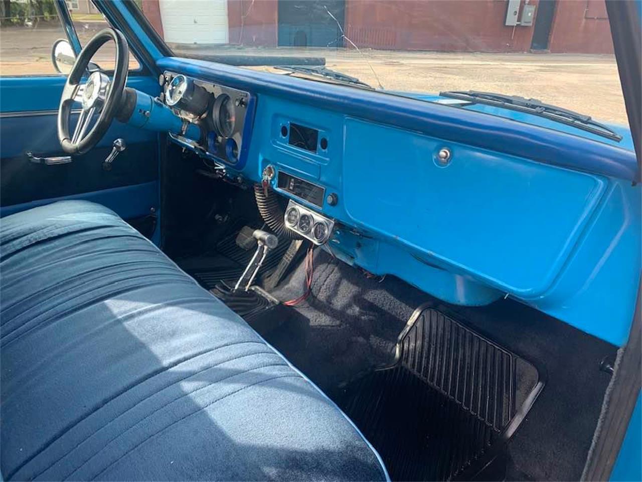 1967 Chevrolet C10 (CC-1390924) for sale in Denison, Texas