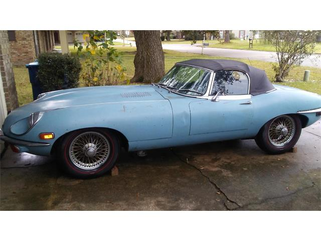 1969 Jaguar XKE Series II (CC-1390926) for sale in Lafayette , Louisiana