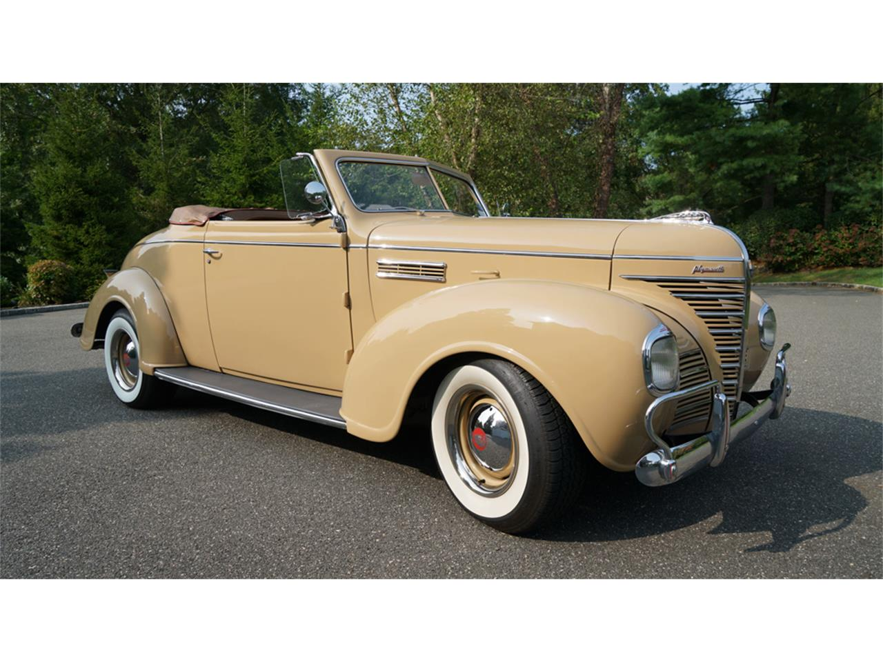 1939 Plymouth P-8 (CC-1390935) for sale in Old Bethpage, New York