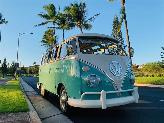 1966 Volkswagen Van (CC-1390938) for sale in Kapolei, Hawaii