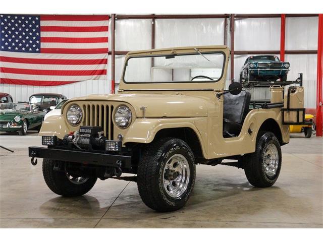 1961 Jeep CJ (CC-1390944) for sale in Kentwood, Michigan