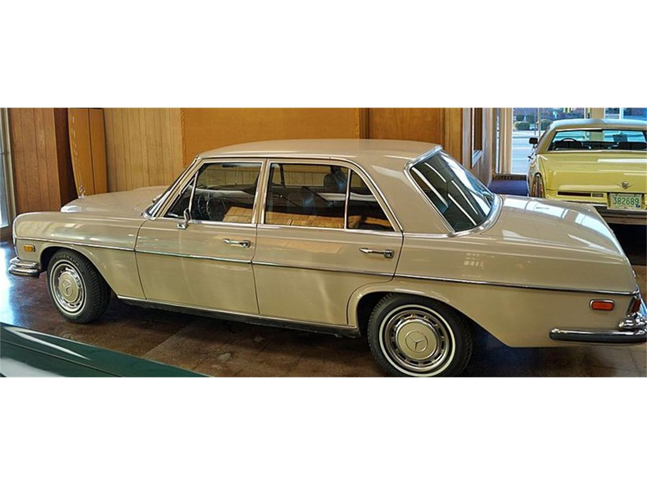 1972 Mercedes-Benz 280SE (CC-1390095) for sale in Saratoga Springs, New York